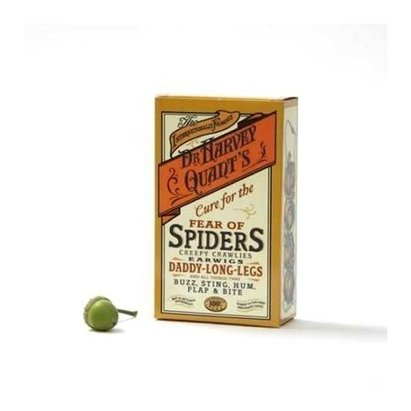 Cure For A Fear Of Spiders