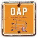 Old Plastered Coaster