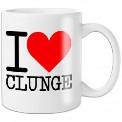 I Love Clunge Mug