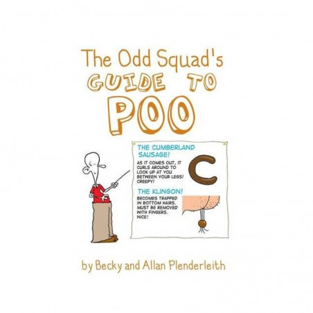 The Odd Squad's Guide to Poo