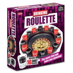 Drinking Roulette Party Game