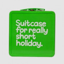 Suitcase For Really Short...