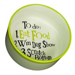 Dog Bowl - To Do