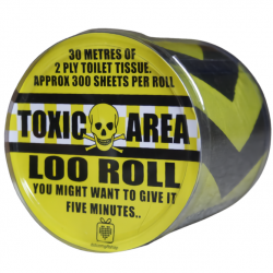 Toxic Area Loo Roll