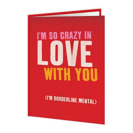 Word Up! - I'm So Crazy In Love With You (I'm Borderline Mental)