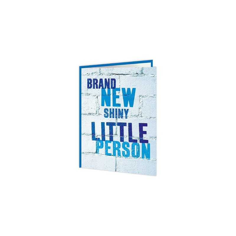 Word Up! - Brand New Shiny Little Person (boy)