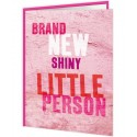 Word Up! - Brand New Shiny Little Person (girl)