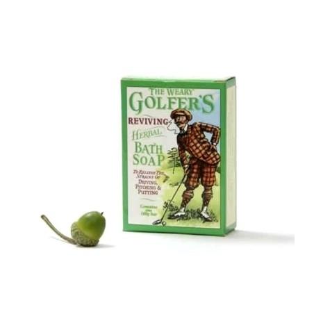 Weary Golfer's Bath Soap