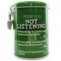 Fine Tins - Not Listening