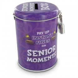 Fine Tins - Senior moments