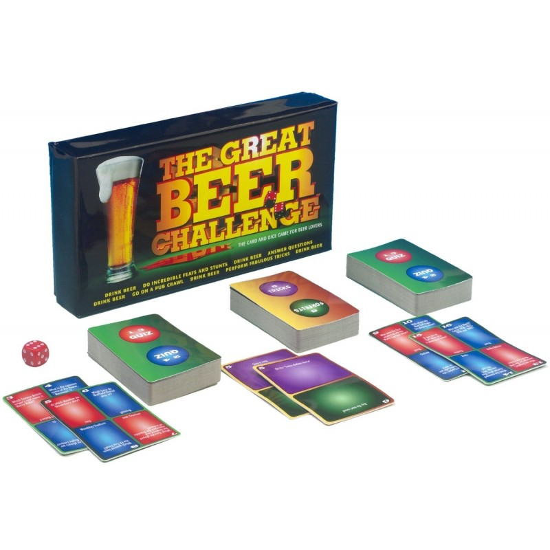 The Great Beer Challenge Game
