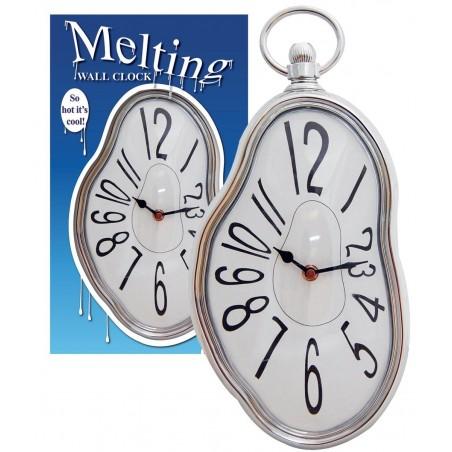 Melting Wall Clock