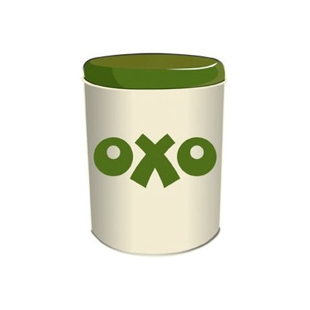 Canister OXO - Green