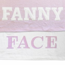 Fanny/Face Towel