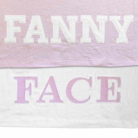 Fanny/Face Towel