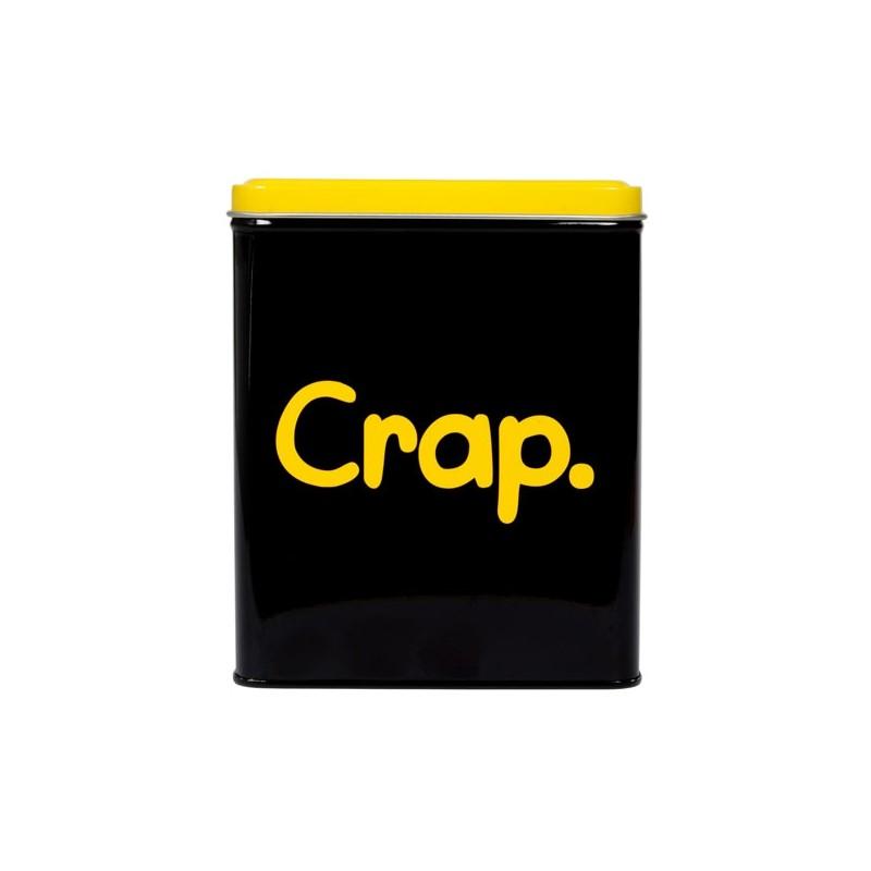 Storage Tin - Crap