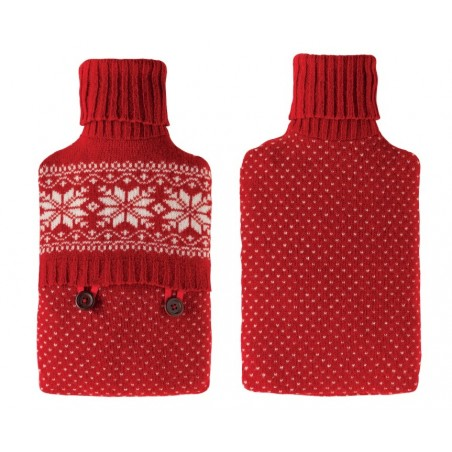 Knitted Body Warmers - Festive Fun