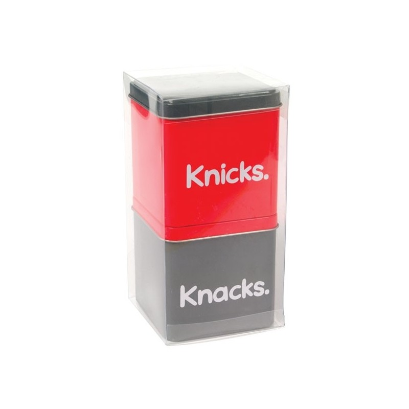 Knicks And Knacks Storage Tins