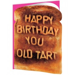 Toasted - Happy Birthday...